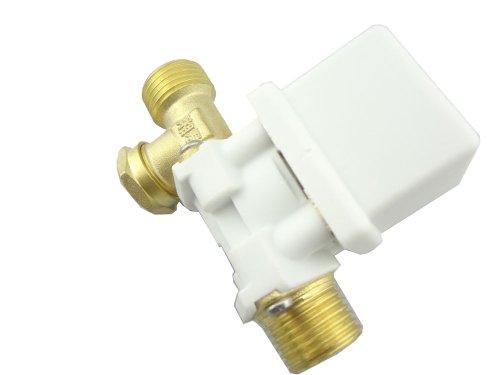 MISOL 1 PCS of DC12V Electric Solenoid Valve for Water, electric magnetic valve/DC12V Elektrisches Magnetventil für Wasser, elektrisches magnetisches Ventil