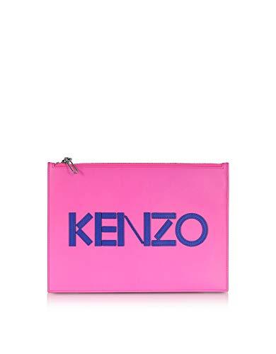Kenzo Luxury Fashion heren F855PM502L4626 fuchsia pochette | herfst winter 19
