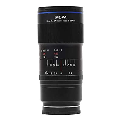 Laowa 100mm f/2.8 2:1 Ultra Macro APO Lens for Sony FE by Venus