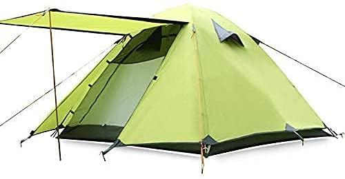 QQW Tenda da Spiaia Pop-Up, 3-4 Persona Sun Shelter Automatic Anti-Antifondi Upf 50+ Protezione Uv Impermeabile per Camping Beach Picnic Outdoor Ga (Tenda da Spiaia)