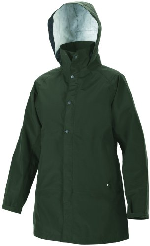 Isis Damen Drench Coat, Damen, C, Laurel