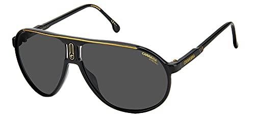 Carrera Gafas de Sol CHAMPION65/N Black/Grey 62/12/130 unisex