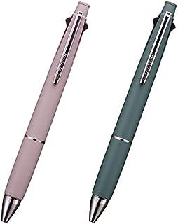 三菱鉛筆 多機能ペン ジェットストリーム 4&1 0.5 限定 ハピネスカラー 2色セット