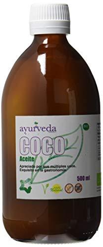 Ayurveda Huile de coco pure authentique, 500 ml