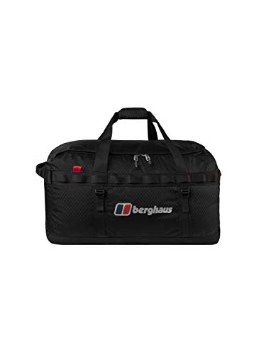 Photo of Berghaus Unisex's Expedition Mule Holdall, Black/Black, 100 Litre