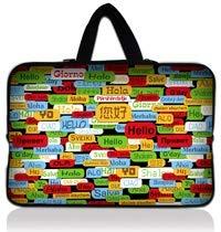 Laptop Bag Portable Soft Case for 12 Ultrabook Laptop Case Briefcase (Colore : NH6105, Dimensioni : 12')