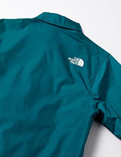 [ザノースフェイス]ジャケットザコーチジャケットメンズNP21836エバーグレイドグリーン日本S(日本サイズS相当)