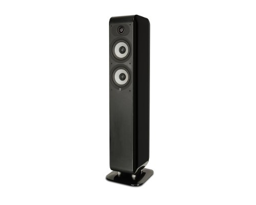 Boston Acoustics - Altavoces M250 (par) - Color : Negro
