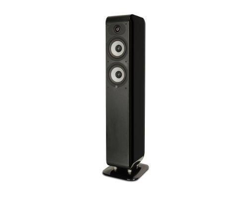 Boston Acoustics - Altavoces M250 (par) - Color : Negro