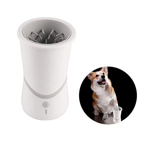 Asamio Pince à laver électrique pour animal domestique