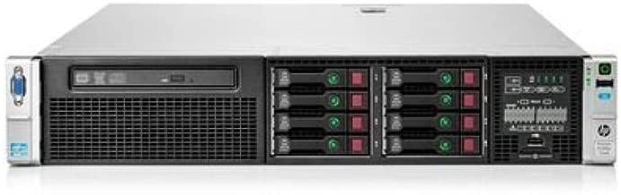 HP ProLiant DL380p Gen8 - 2 x Xeon E5-2630L 2.0 GHz Processors - 12 GB ram - 2 x 146 GB & 4 x 300GB harddrives (Renewed)