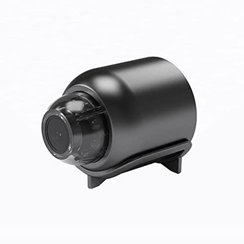 SXYLTNX Cámara IP Inalámbrica Mini Vigilancia WiFi 1080P HD Visión Nocturna En El Hogar Monitoreo Remoto 160 ° Gran Angular Micro