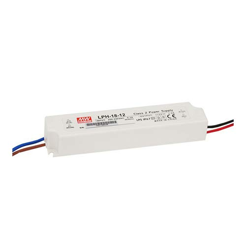 Mean Well LPH-18-24 AC-DC LED-Treiber, konstante Spannung