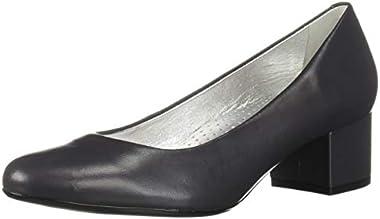 MARC JOSEPH NEW YORK Women's Leather Made in Brazil Classic Broad Street Pump