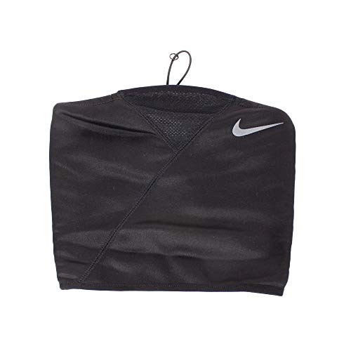 Nike Erwachsene Therma Sphere Adjustable Neck Warmer 063 Nackenwärmer, Schwarz (Black/Tumbled Grey) One Size