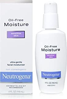 Neutrogena Moisturizer Sensitive Skin 118mL