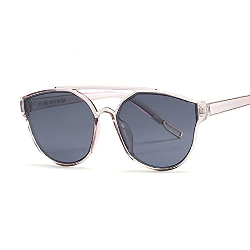 Gafas De Sol Ojo De Gato De Verano para Mujer, Gafas De Sol Transparentes De Diseñador De Marca, Gafas De Sol De Color Fresco Uv400, Gafas De Sol, Gafas,S