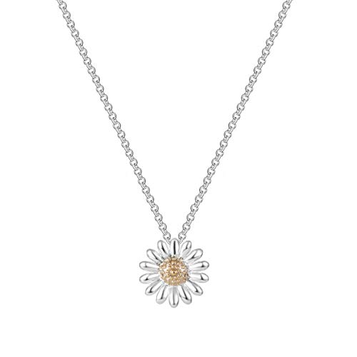 Philip Jones Daisy Necklace