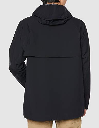『[ヘリーハンセン] シェルジャケット コンフォートトレックレインジャケット ブラック M』の2枚目の画像