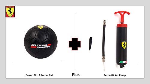 Ferrari Skate FK7-1 Inline Skate Set, Rot, 29-32