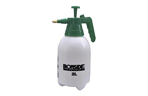 Ironside M261849 - Pulverizador presion 2 l con boquilla de laton