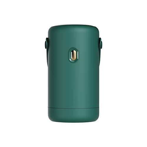 PG PINGO MAKE Portable Dryer, Travel Dryer, Premium Travel Accessories, Mini Dryer for Lingerie, Underwear, Socks, Vest, Fitness Clothes, Baby Clothes. (Forest Green)