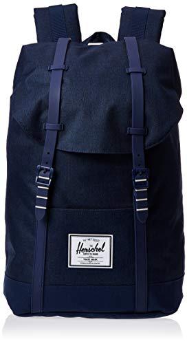 Herschel Unisex-Erwachsene Retreat Multipurpose Backpack, Mittelalterliche blaue Kreuzschatte, Mittelalterblau, Classic