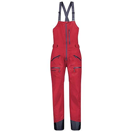 Scott M Vertic 3L Pantalon pour homme Rouge bordeaux Taille XXL