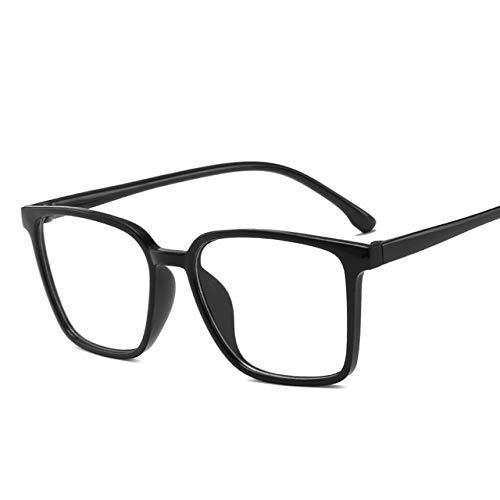 Gafas Cuadradas De Montura Grande Para Mujer, Gafas Anti Luz Azul, Gafas Para Hombre, Protección Ocular Para Ordenador