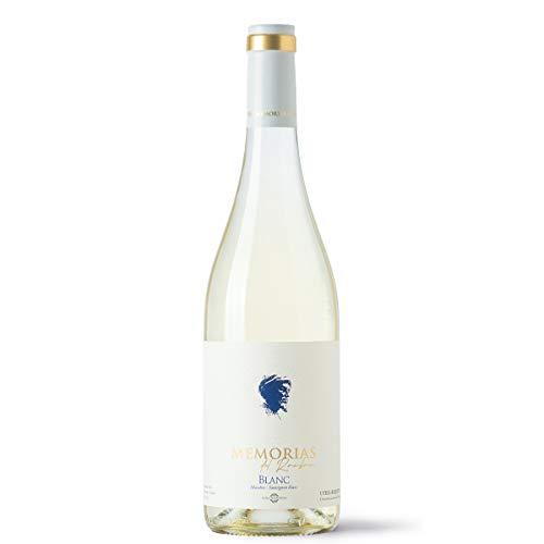 Memorias del Rambam Blanc - White kosher wine (3 botellas)