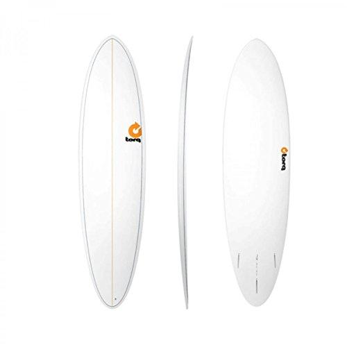 Surfboard TORQ Epoxy 7.2 Funboard Pinlines
