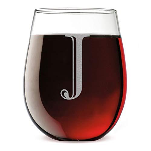 j wine glass - 3