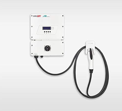 SolarEdge HD Wave 7.6kW 240V Single Phase Inverter + EV Charger SE7600H-US000NNV2