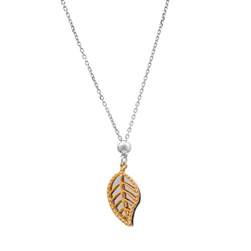 Lumarigold zilveren halsketting 925 verguld sterling zilver ketting met hangertjes
