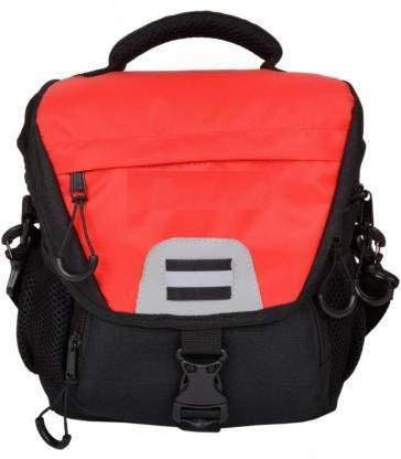 God Boy DSLR Shoulder Camera Bag Suitable for Nikon, Canon, Sony Camera-Red