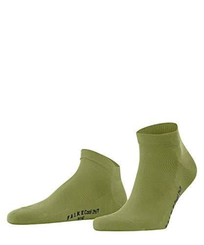 FALKE Herren Cool 24/7 M SN Socken, Grün (Kiwi 7258), 43-44 (UK 8.5-9.5 Ι US 9.5-10.5)