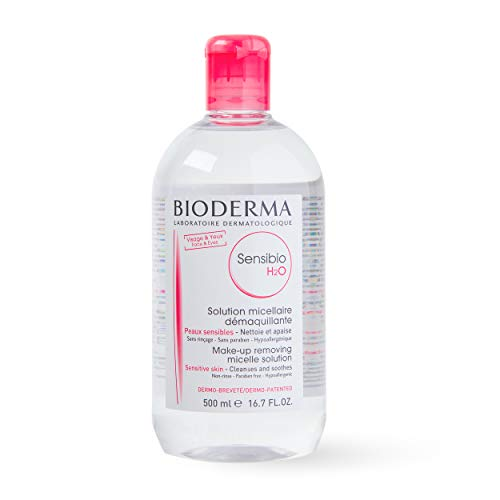 Bioderma Crealine H2O Solution Micelar Peaux Sensibles 500 ml