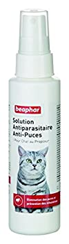 Beaphar - Solution antiparasitaire anti-puces au Propoxur - chat - 100 ml