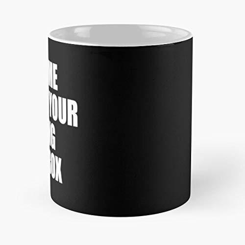 Goodfellas Quote - Go Home and Get Your Shinebox - La migliore tazza Tient la mano 11 oz 15 oz in ceramica di marmo bianco personalizzabile