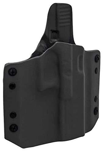 WARRIOR - A.S. Ares Kydex Holster Glock 17/19, Schwarz