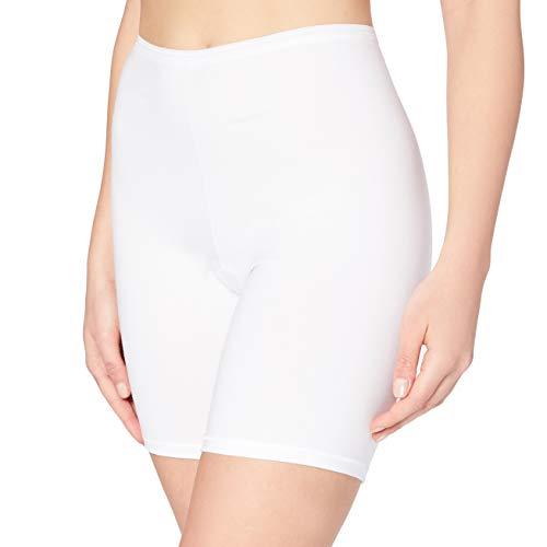 Calida Damen Hose Comfort Panties, Weiß (Weiss 001), 46 (Herstellergröße: L)