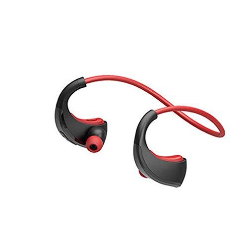 Drahtlose Kopfhörer Bluetooth-Kopfhörer IPX5 Sweatproof Bluetooth Headset V4.1 In-Ear-Kopfhörer mit Nackenbügel über den Kopf Kopfhörer mit gutem Komfort Telefon Zubehör ( Color : C3 , Size : Free )