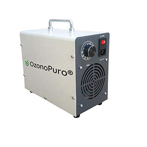 Generador de Ozono Profesional Registrado y Certificado (20.000mg/h)