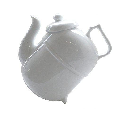 Ronnefeldt - Kippkanne - 0,4 Liter - Porzellan, weiß