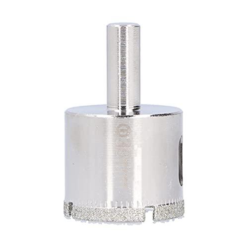 Brocas de núcleo hueco para vidrio, conjunto de sierra de corona estable y segura para vidrio