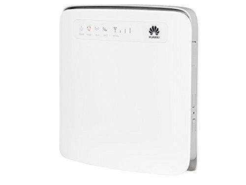 Huawei E5186S-22a LTE /4G Router, bianco - 4-Port LAN; 300 Mbit/s WLAN