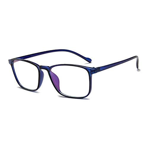 EYEphd Gafas Lectura Inteligentes Doble Enfoque Anti-luz Azul, Lector Lente Resina asférica con Zoom automático Alta definición Adecuado para Conducir/Caminar dioptrías +1.0 a +3.0,05,+1.5