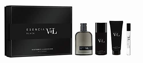 Victorio & Lucchino V&L ESENCIA BLACK 100V+10V+D+G+AFT 300 g