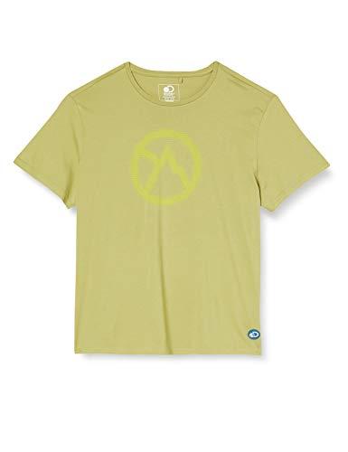 Craghoppers T-Shirt à Manches pour Homme Vert Citron épicé Taille XXL