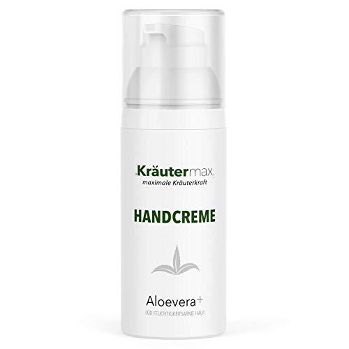 Aloe Vera Handcreme Hand und Nagelcreme Ohne Parabene 1 x 50 ml